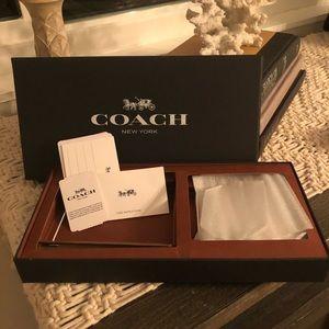 📦 5x10 COACH Wallet Box 📦